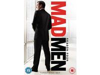 Mad Men Season 4 DVD Video (3 disc set)