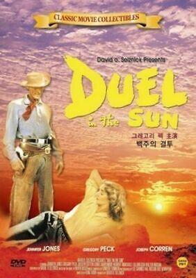 [DVD] Duel In The Sun (1946) Gregory Peck, Jennifer Jones *NEW