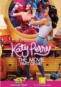 Katy Perry DVD