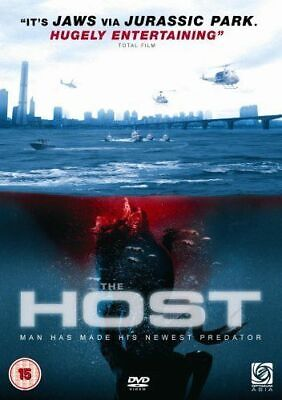 The Host (DVD) *New & Factory Sealed*
