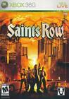 Saints Row Video Games