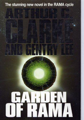 The Garden of Rama,Arthur C. Clarke, Gentry Lee