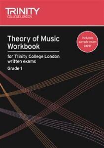 Trinity College London Theory of Music Workbook - Grade 1