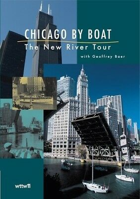 Chicago By Boat: The New River Tour [New DVD] Manufactured On Demand, Colorize