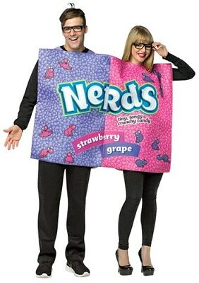 Nerds Box Couples Costume - Nerd Couple Halloween Costumes