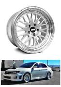 VW Wheels 18 5x100