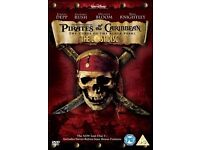 Pirates of the Caribbean Curse of the Black Pearl The Lost Disc Special