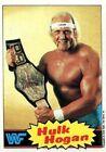Rookie Wrestling Trading Cards 1985 Season