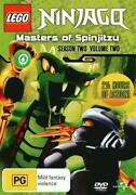 Ninjago DVD
