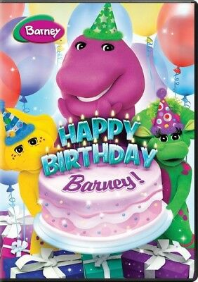 Barney: Happy Birthday Barney! [New - Barney Birthday