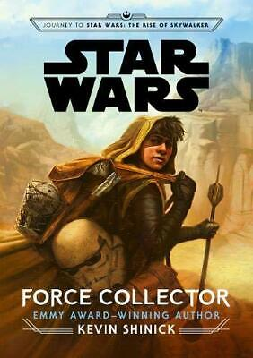Star Wars: The Force Collector New Paperback Book