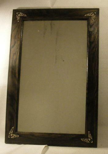 3e726dfb46fe Antique Wood Mirror