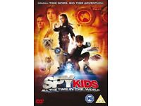 SPY KIDS All The Time In The World