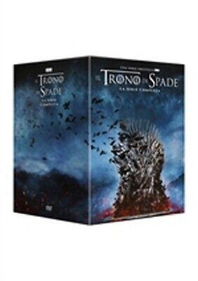 Il Trono di Spade - La Serie Completa - Stagioni 1-8 - Stand Pack (38 DVD) - ITA