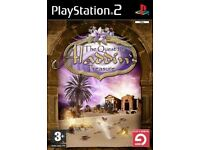 The quest for aladdin treasure ps2 game