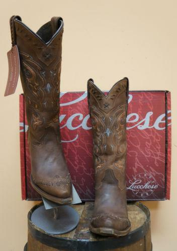 Womens Lucchese Boots Ebay