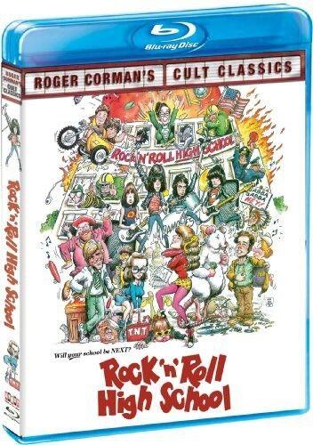 Rock 'n' Roll High School (2010, REGION A Blu-ray New)