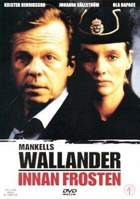 Wallander - 1 - Innan Frosten (Before The Frost) - DVD  YCVG The Cheap Fast Free