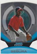 2011 Bowman Chrome Jean Segura