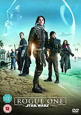 ROGUE ONE : A STAR WARS STORY - DVD (BRAND NEW & SEALED) Felicity Jones