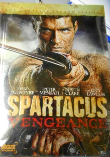 spartacus complete season download