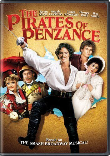 THE PIRATES OF PENZANCE (1983 Kevin Kline) -  DVD - REGION 1 - SEALED