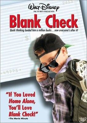 Blank Check [New DVD]