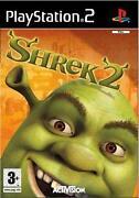 Nintendo Wii Games Shrek