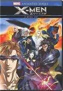 X-men Animated DVD