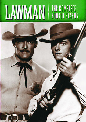 Lawman: The Complete Fourth Season [New DVD] Manufactured On Demand, Full Fram