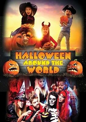 Halloween Around The World [New DVD] - New Halloween Movies 2017