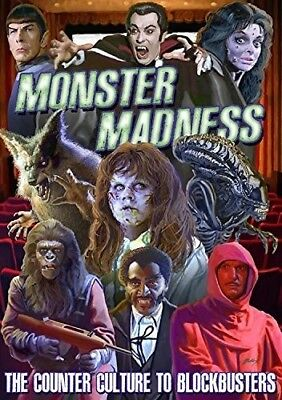 Monster Madness: Counter Culture to Blockbusters [New DVD]