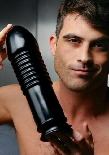 Huge Wide Monster Anal Dildo Suction Cup Massive Girth