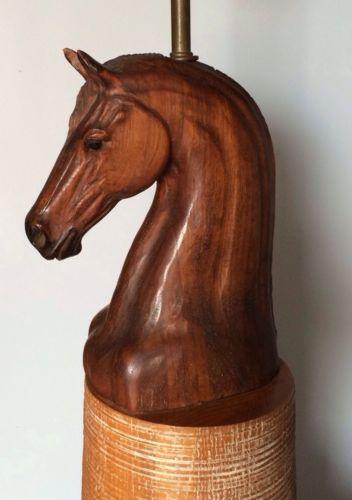 Horse Lamp Ebay