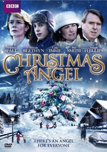 Christmas Angel (2011) (2013, DVD NEW)