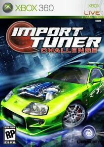 Import Tuner Challenge +more games