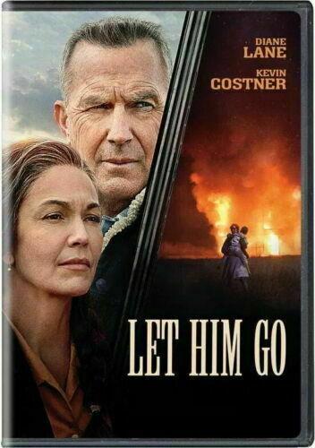 Let Him Go (DVD 2020, 2021) NEW USA SELLER - FREE SHIPPING Ships 2/2/21