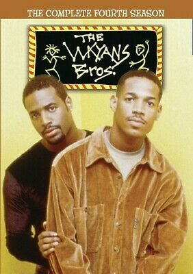 The Wayans Bros.: The Complete Fourth Season [New DVD] Full Frame, Amaray Case
