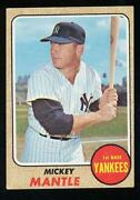 1968 Topps Mantle 280