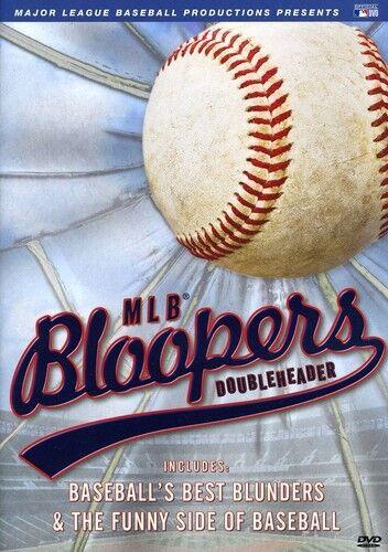 MLB Bloopers: Deluxe Doubleheader (2011, DVD NEW)