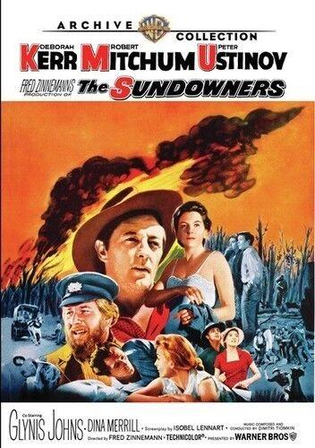 The Sundowners [new Dvd]