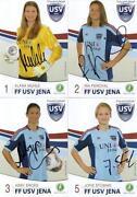 Autogramme Fussball