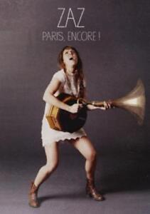 Paris,Encore! von Zaz (2015), Neu OVP, DVD