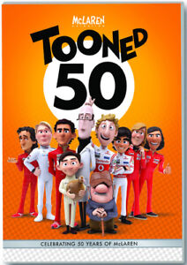 Tooned: 50 DVD (2013) Henry Trotter ***NEW***