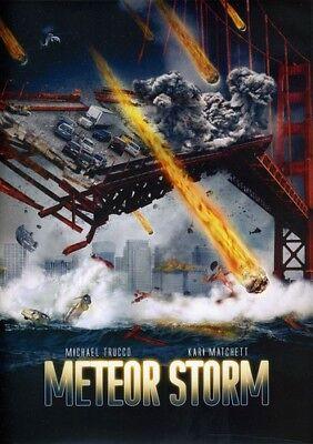 Meteor Storm  New Dvd