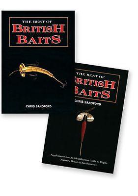 Best of British Baits & Supplement, Study of UK Fishing Lures, Chris