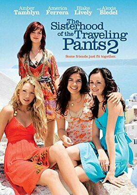 Sisterhood Of The Traveling Pants 2 [DVD] [2008] [DVD] [2009]