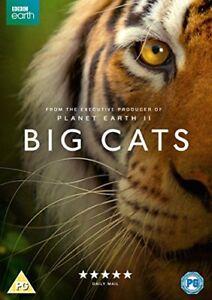 Big Cats [2018] [DVD]