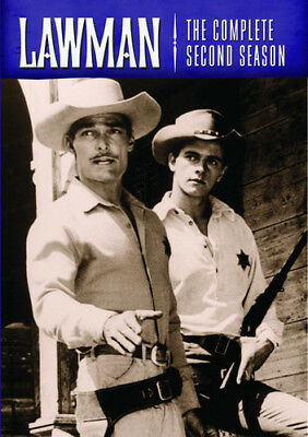 Lawman: The Complete Second Season [New DVD] Manufactured On Demand, Full Fram