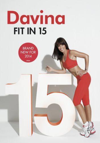 Davina McCall Fitness DVD | eBay